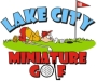 Logo for Lake City Miniature Golf